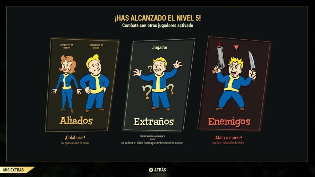 Análisis de Fallout 76 - Xbox One 5