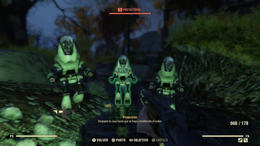 Análisis de Fallout 76 - Xbox One 6