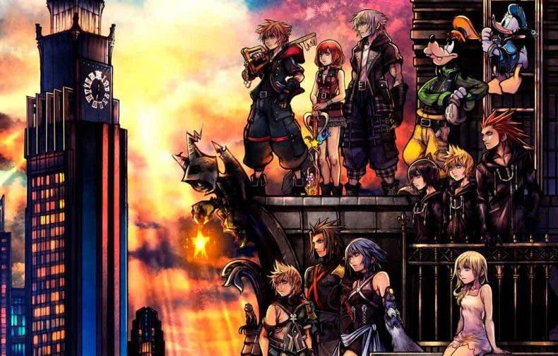 El Modo Maestro llegará mañana a Kingdom Hearts 3 1