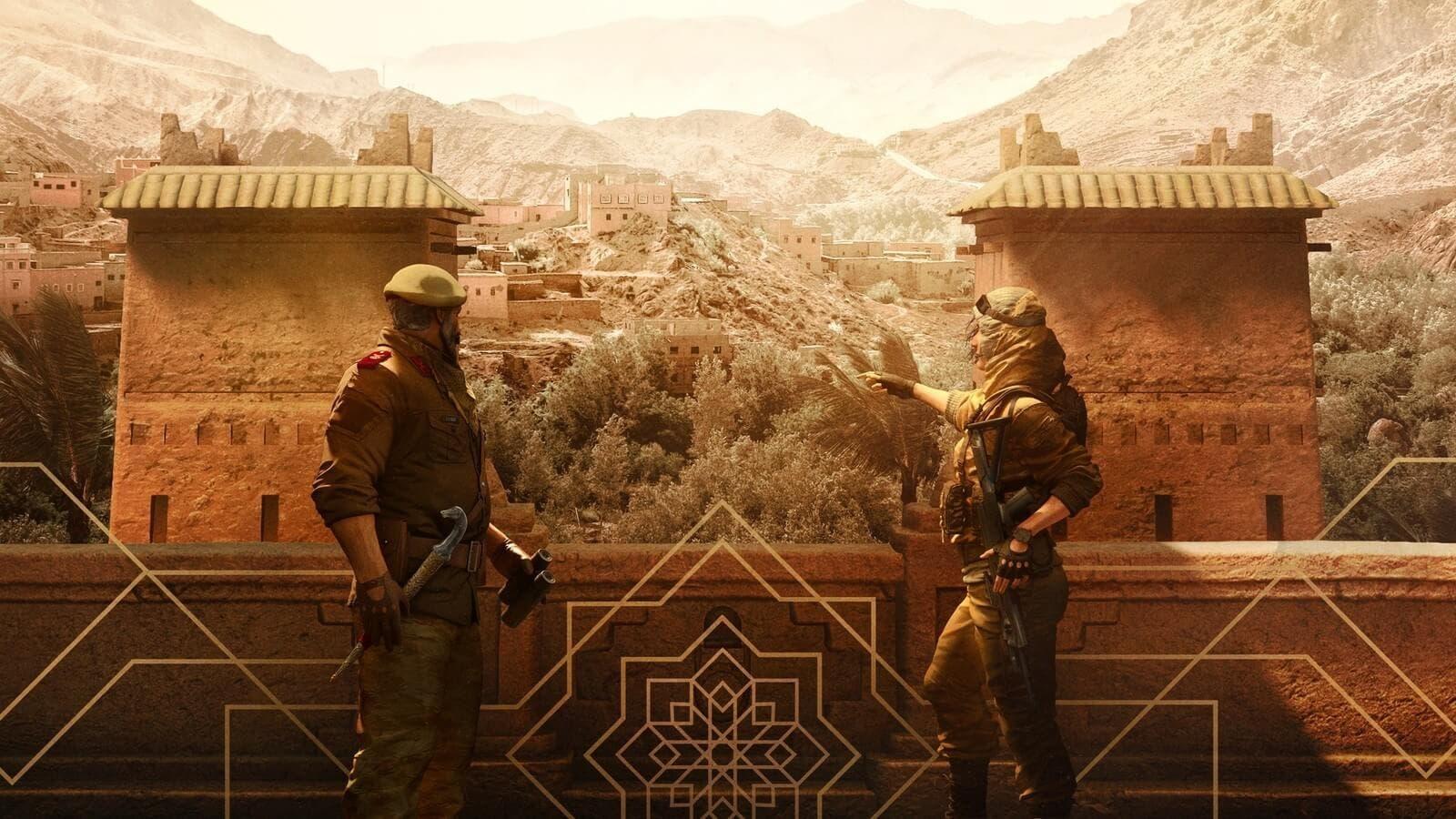 Primeros detalles de los nuevos operadores de Rainbow Six Siege 2