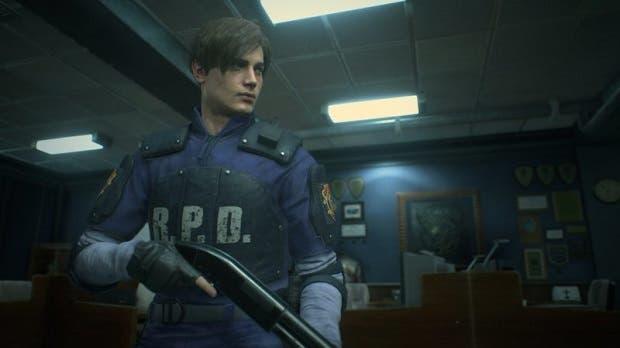 La demo de Resident Evil 2 estropea la imagen con un falso HDR 1