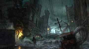 Primeras notas de The Sinking City, nueva propuesta basada en Lovecraft 1