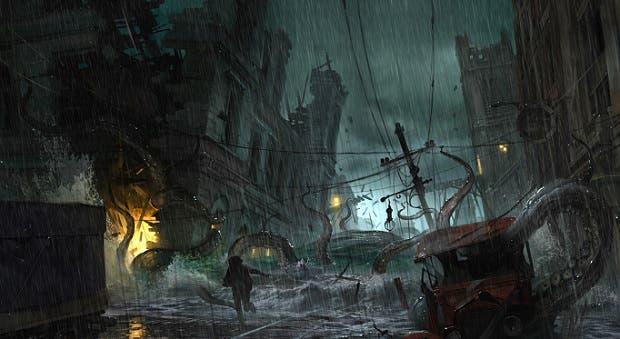 Primer vistazo a las animaciones de The Sinking City, juego basado en Lovecraft 1