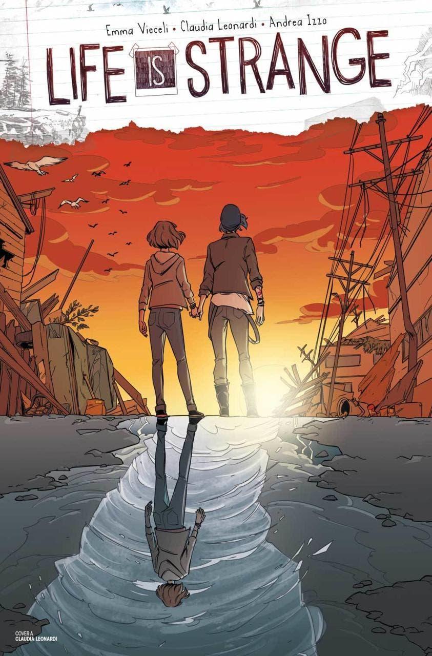 El cómic de Life is Strange continúa la historia de Max y Chloe 2