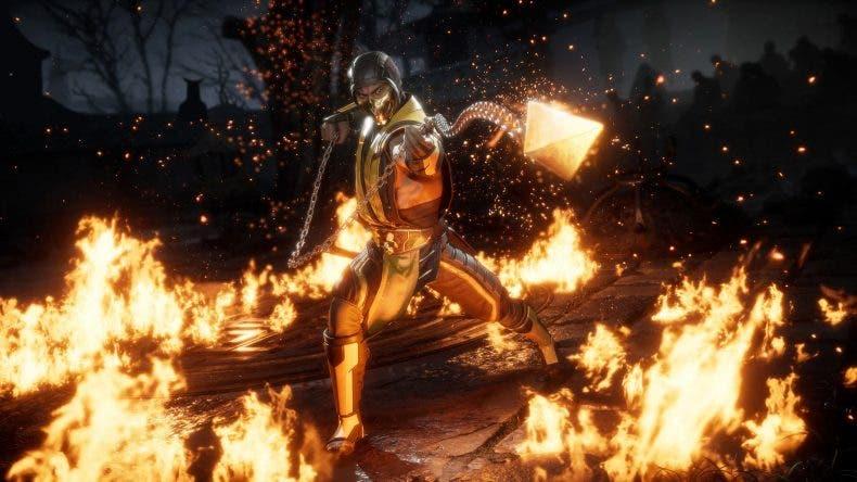 Nueva información e imágenes de Mortal Kombat 11 1