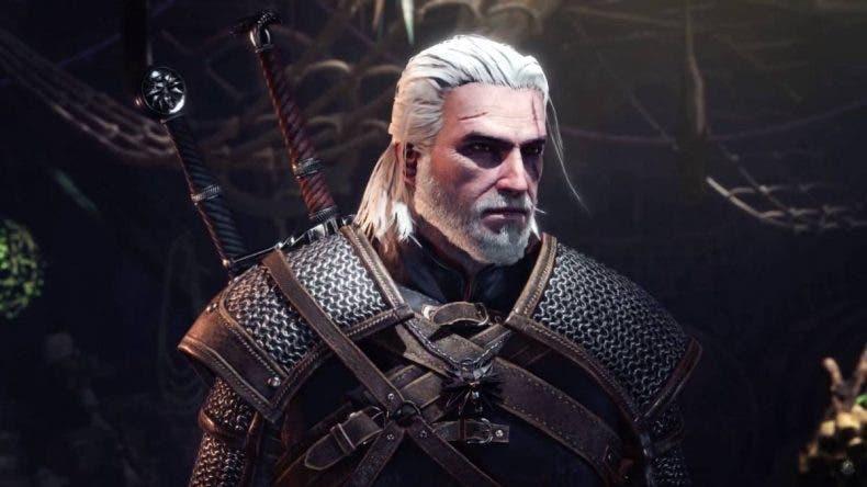 Geralt de Rivia protagoniza un evento temporal de Monster Hunter World 1