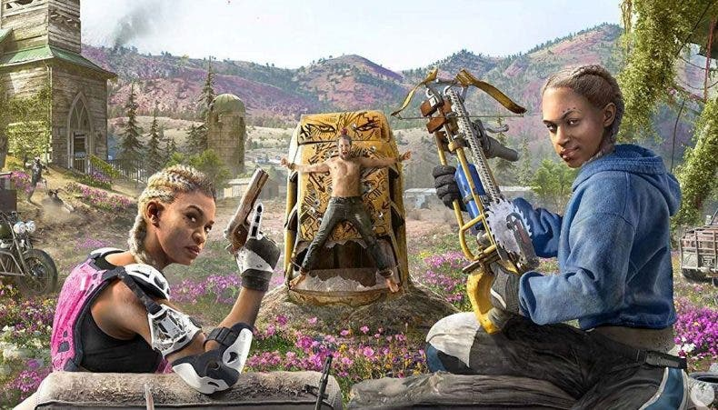 Far Cry: New Dawn nos permitirá visitar el Gran Cañón 1