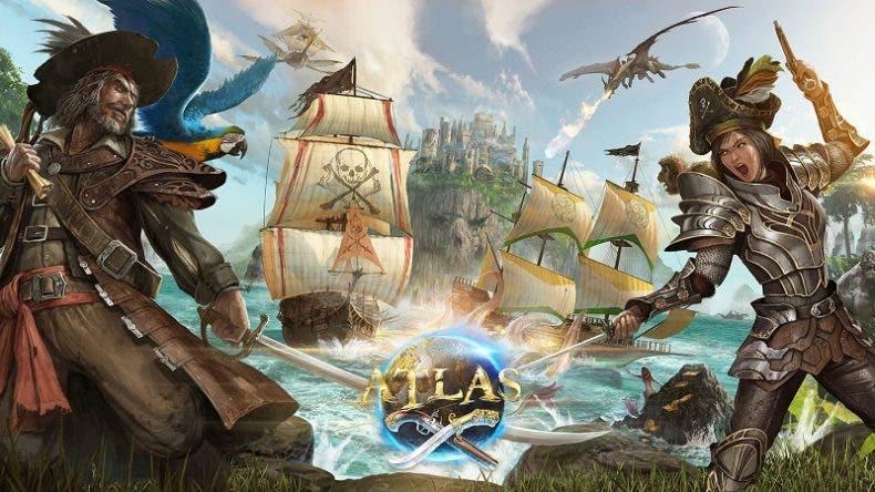 Atlas, lo nuevo de los creadores de Ark, ya está disponible en Xbox Game Preview 1