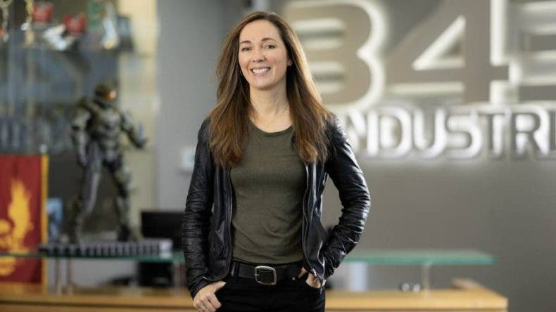 Bonnie Ross, responsable de 343 Industries, es premiada por su labor en la industria de los videojuegos 1