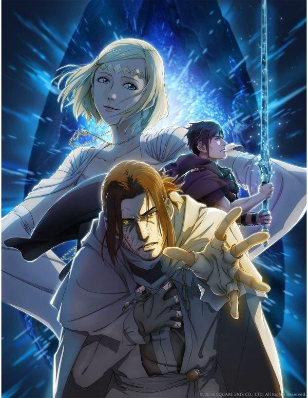 El prólogo animado de Final Fantasy XV: Episode Ardyn estrena imagen promocional 1