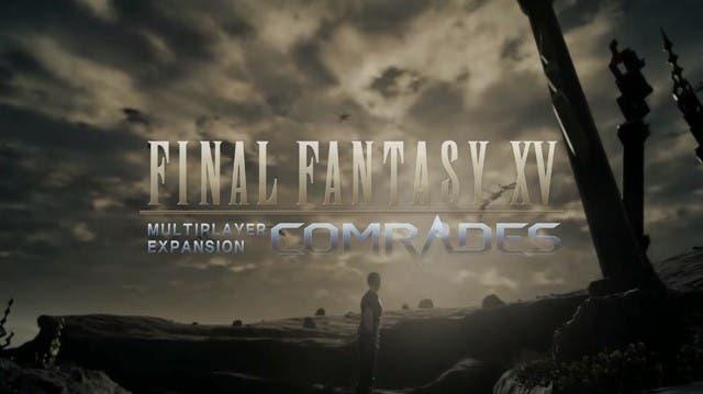Final Fantasy XV Comrades está disponible como juego multijugador independiente 1