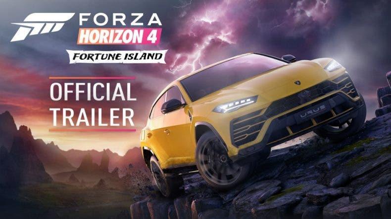 Fortune Island es la primera gran expansión de Forza Horizon 4 1