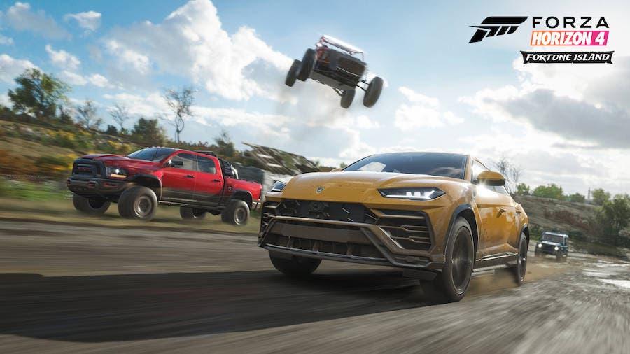 El lanzamiento de la temporada 23 de Forza Horizon 4 se retrasa 2