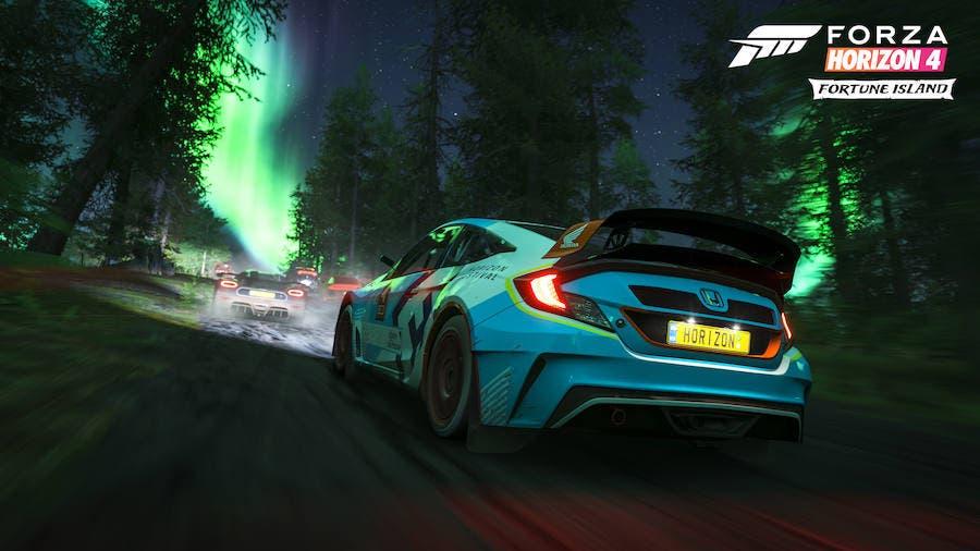 Top Gear otorga a Forza Horizon 4 el premio a mejor juego de conducción de la década 2
