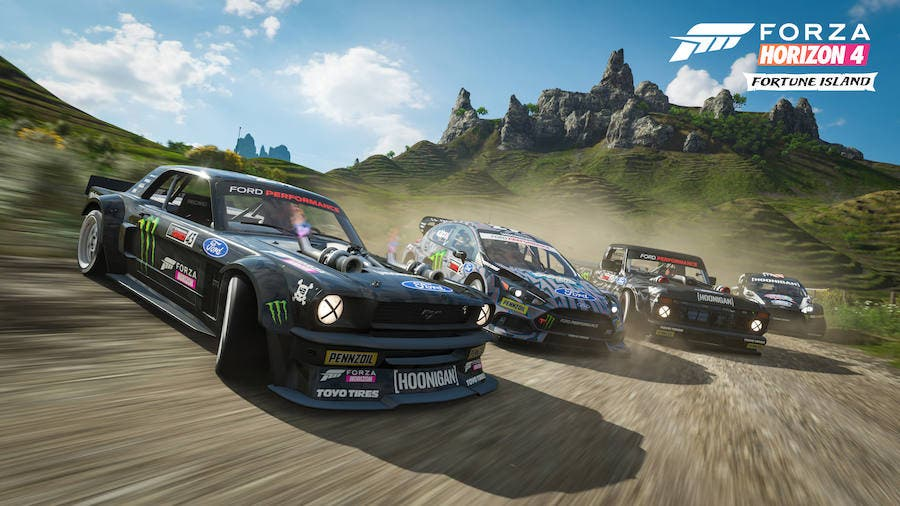 New Forza Horizon 4 update on Steam outrages 2 players