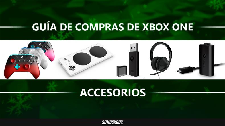 Guía de compras de Xbox One: Accesorios 1