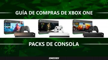 Guía de compras de Xbox One: packs de Xbox One X y Xbox One S 20