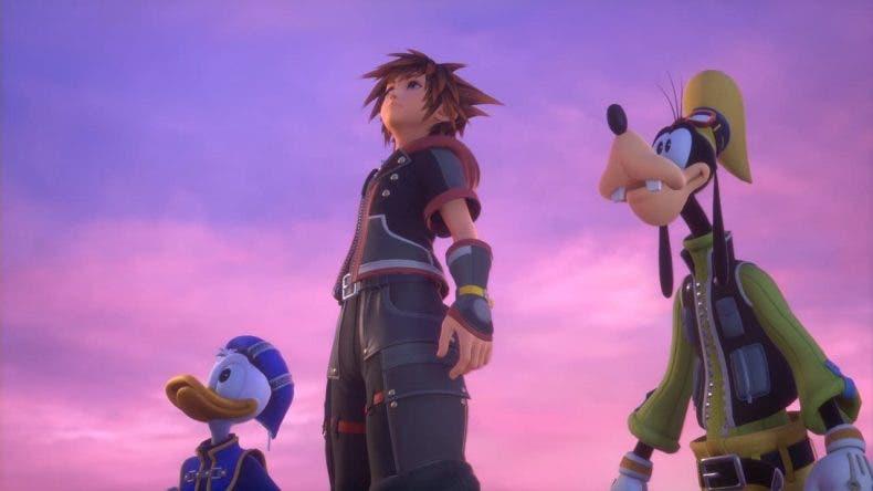Kingdom Hearts III se luce en estas nuevas imágenes 1