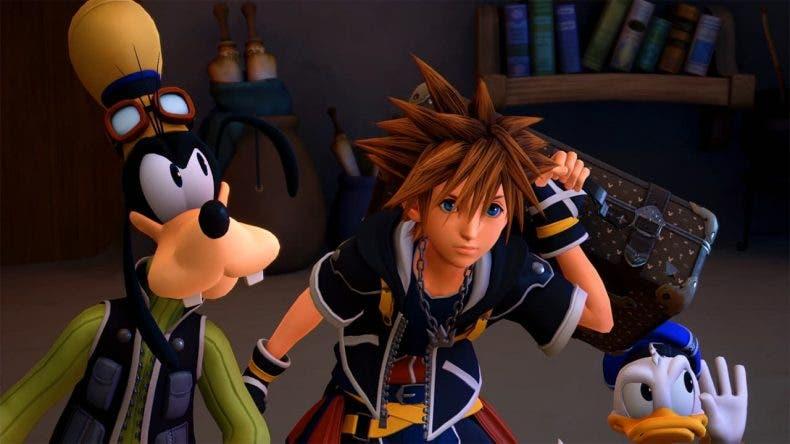 Kingdom Hearts III presenta su tráiler final 1