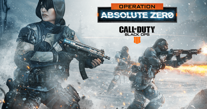 Operation Absolute Zero llega a Call of Duty: Black Ops 4 con una nueva especialista 1