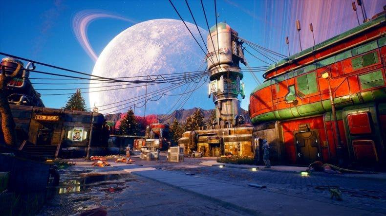 The Outer Worlds solo estará mejorado para Xbox One X [Actualizada] 1