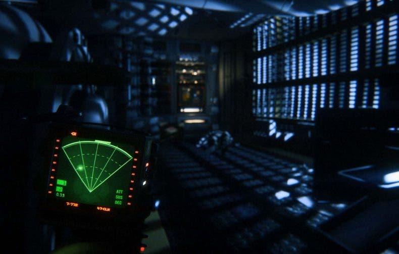 Alien Isolation pudo haber sido en tercera persona y este vídeo muestra cómo hubiera sido 1