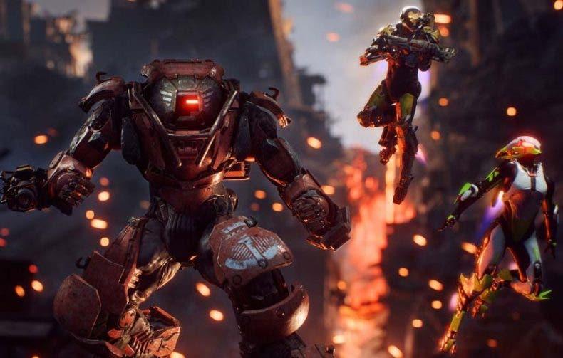 Nuevo tráiler de Anthem a 4K con Nvidia 1