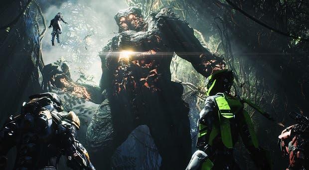 Desvelado el tamaño de la alfa y las mejoras de Anthem en Xbox One X 1