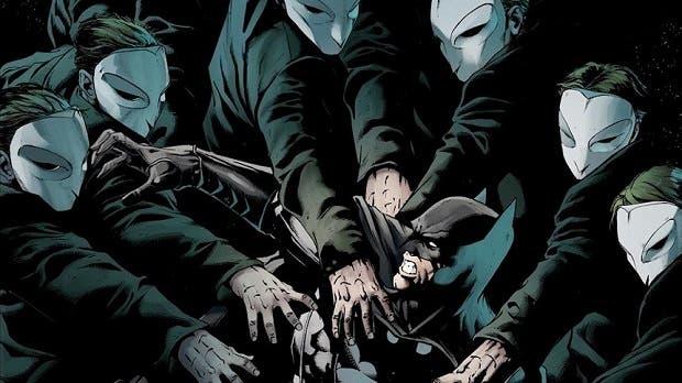 Una filtración apunta al desarrollo de Batman: Court of Owls por Warner Bros 1