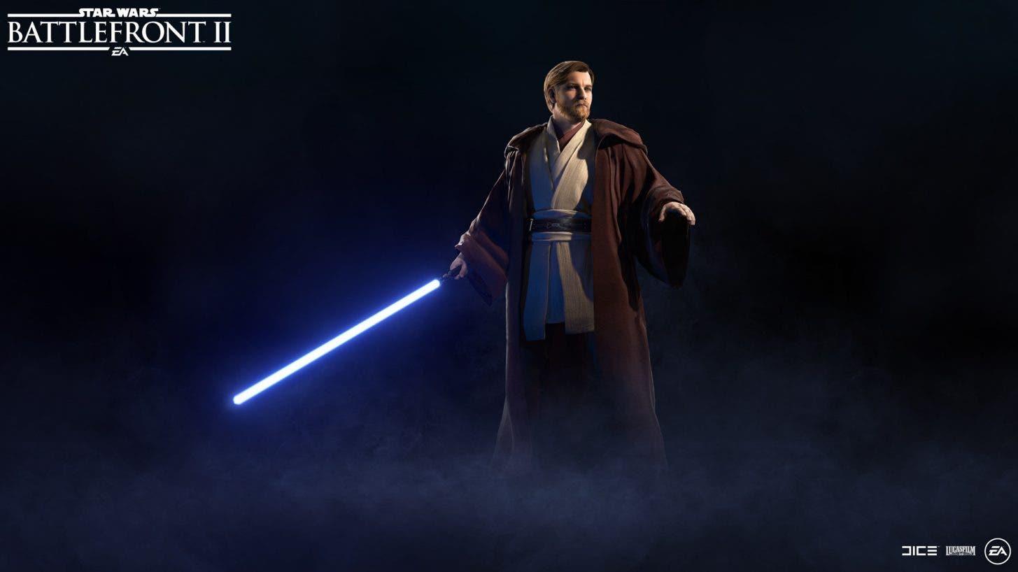 Ya disponible Obi-Wan Kenobi en Star Wars: Battlefront II 2