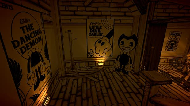 Análisis de Bendy and the Ink Machine - Xbox One 2