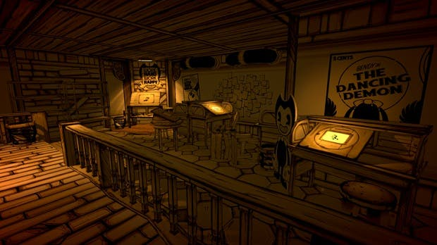 Análisis de Bendy and the Ink Machine - Xbox One 3