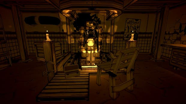 Análisis de Bendy and the Ink Machine - Xbox One 4