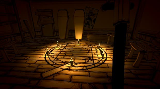 Análisis de Bendy and the Ink Machine - Xbox One 5