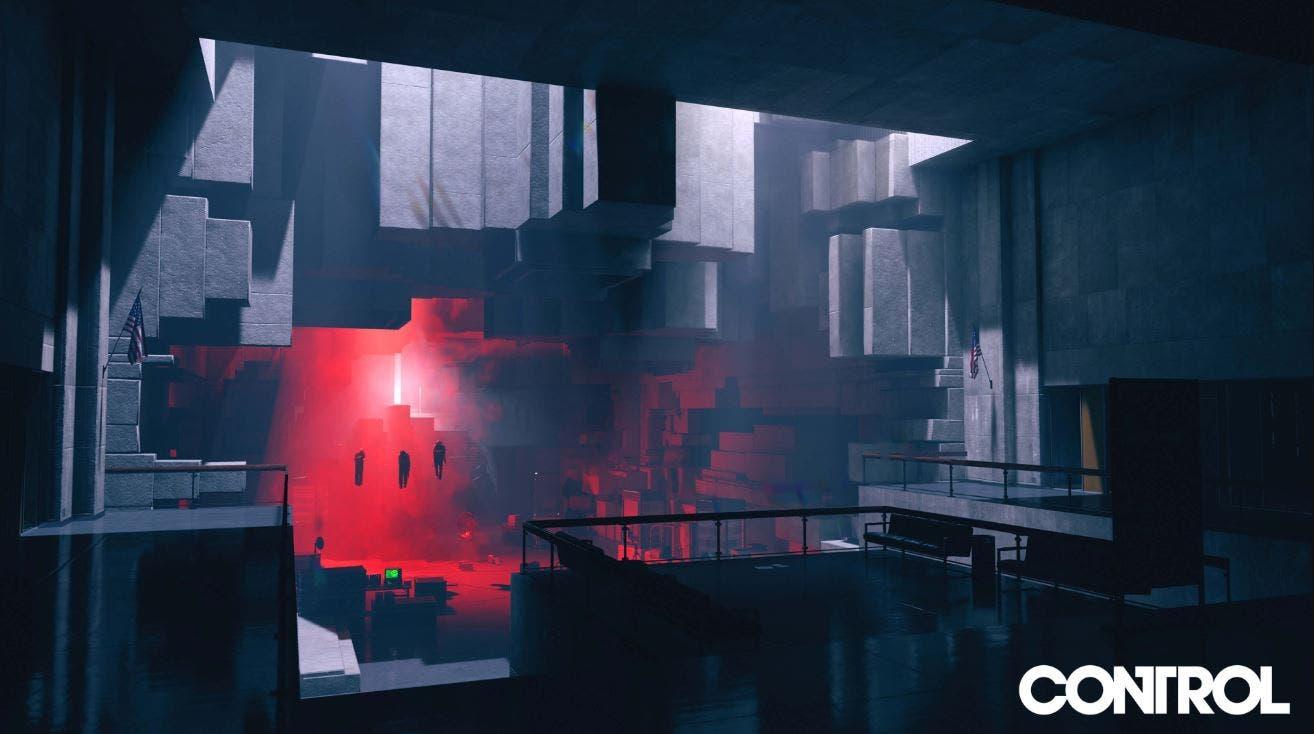 Remedy habla sobre el estilo de exploración Metroidvania de Control 1