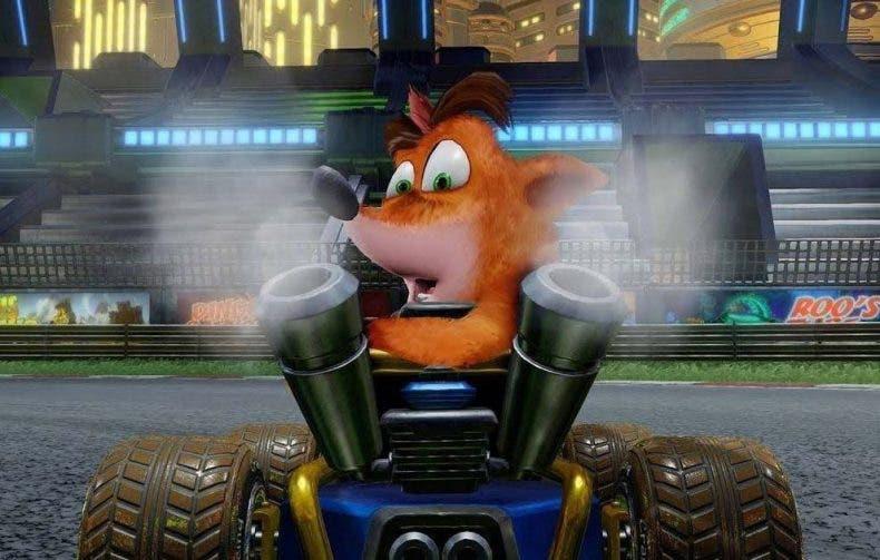 Crash Team Racing Nitro-Fueled ya es una realidad y llegará en junio 1