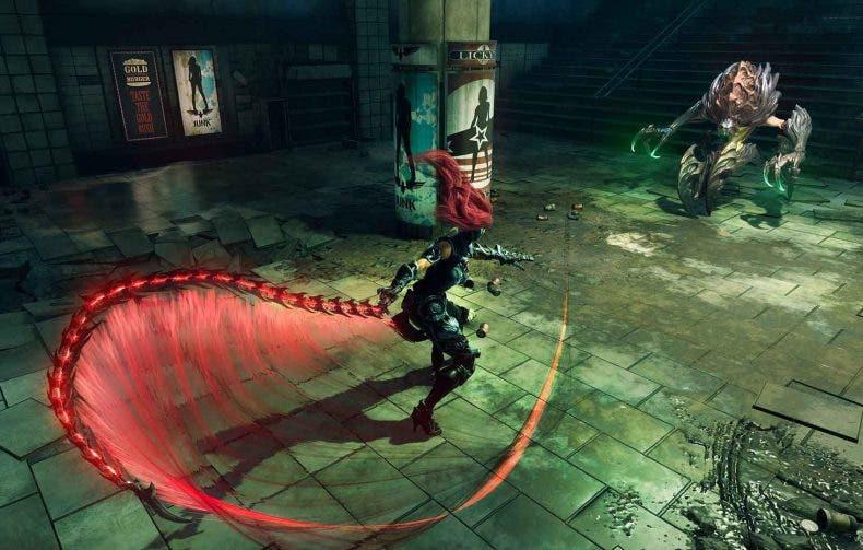 Darksiders III añade una nueva jugabilidad similar a la de las entregas originales 1