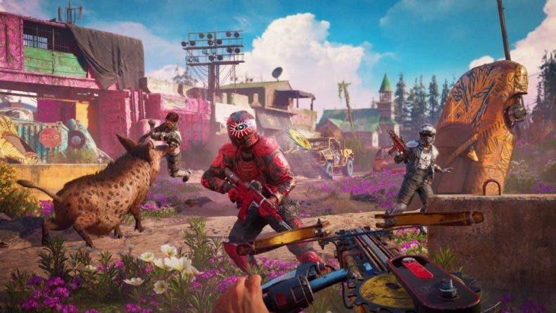 Far Cry New Dawn luce su colorida acción en un nuevo gameplay a 4K 1