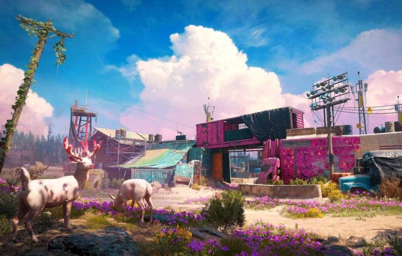 Un vídeo muestra las diferencias del mapa de Far Cry: New Dawn con respecto a Far Cry 5 1