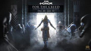 La guerra entre Asesinos y Templarios llega a For Honor 10