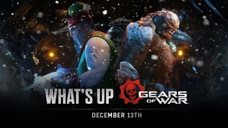 Gearsmas, el evento de Navidad de Gears of War 4, ya está disponible 1