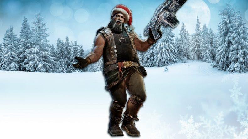 La Navidad llega a Gears of War 4 con el evento Gearsmas 1