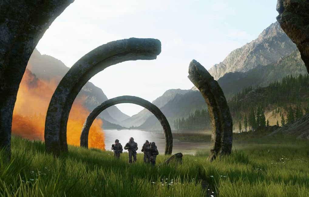 343 Industries muestra como se grabaron los sonidos de las explosiones en Halo Infinite usando TNT