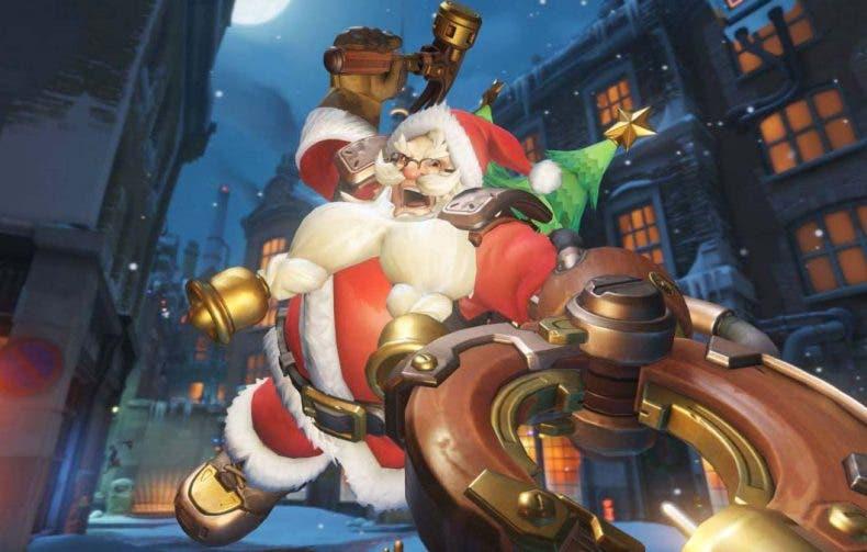 El evento de Navidad de Overwatch llegará la semana que viene 1