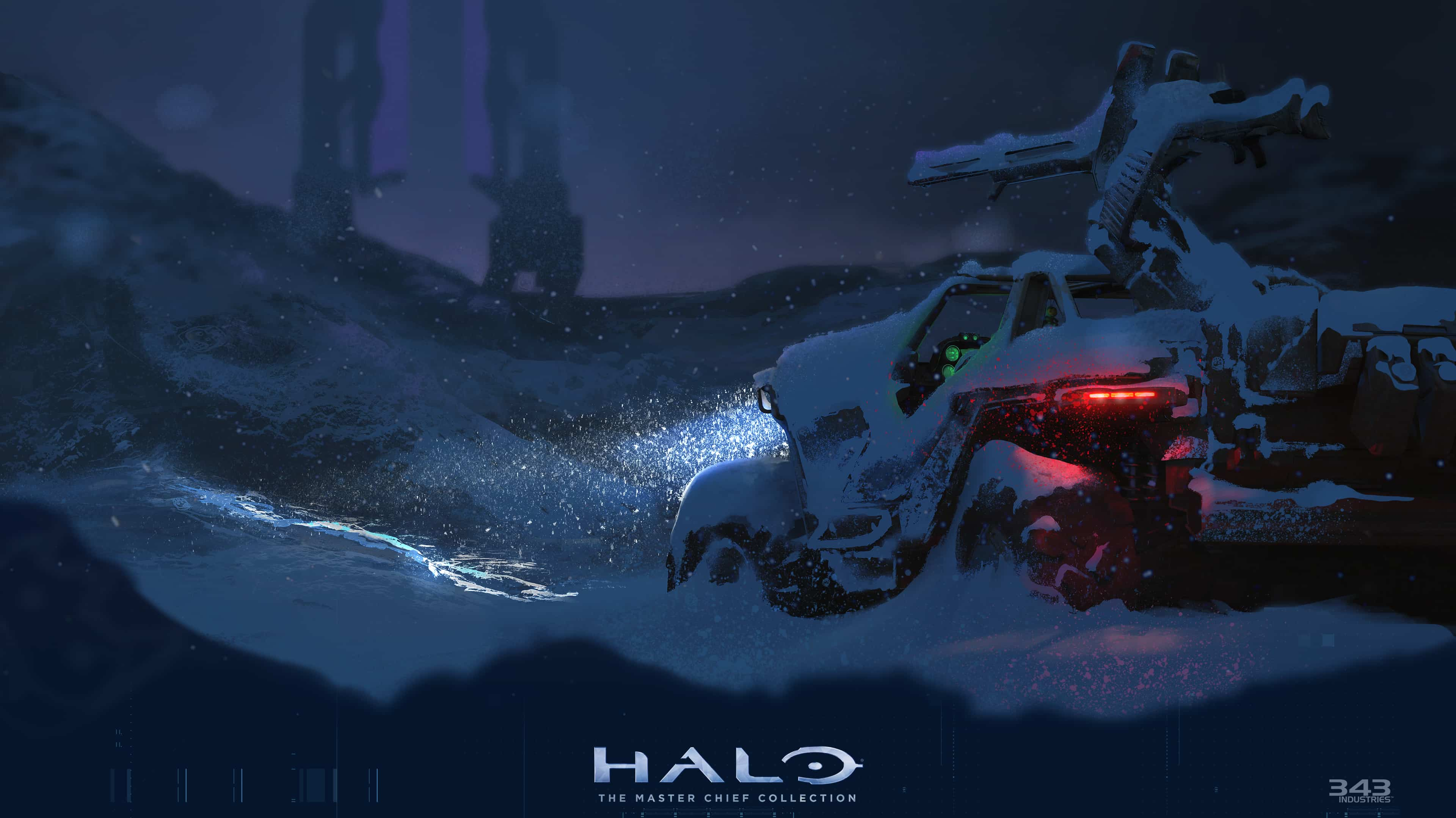 Una Imagen Adelanta La Actualización De Enero Para Halo The Master Chief Collection