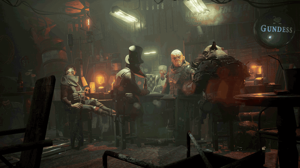 Análisis de Mutant Year Zero: Road to Eden - Xbox One 2
