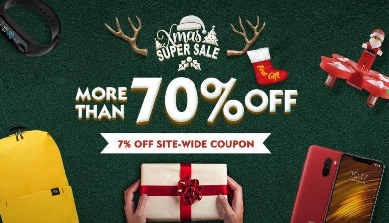 Llegan las ofertas de Navidad en tecnología a Banggood 1