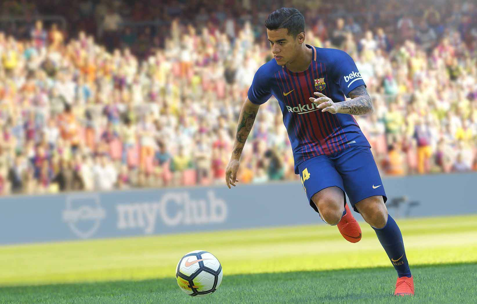 eFootball PES 2020 presenta sus requisitos para PC y no son nada exigentes