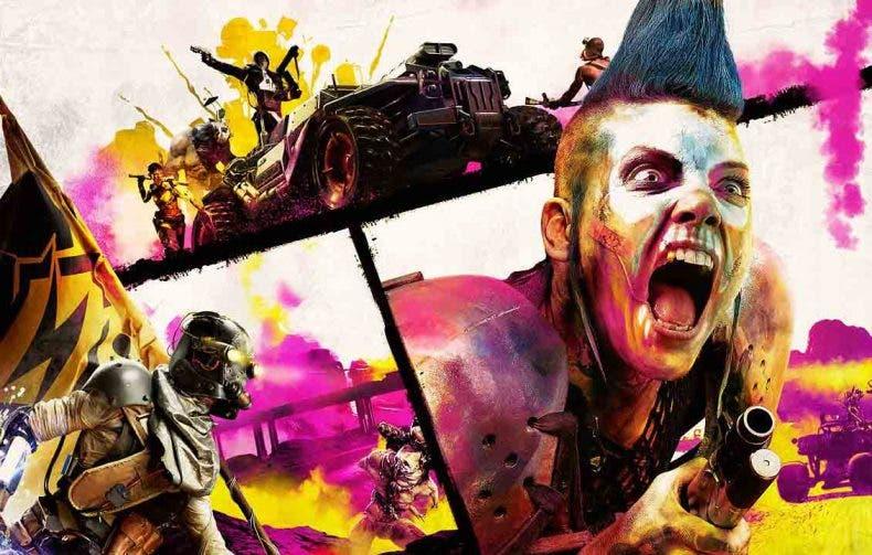 Rage 2 aparece listado entre los juegos que llegarían a Xbox Game Pass 1