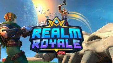 Ya disponible Realm Royale, el battle royale de los creadores de Smite y Paladins 5